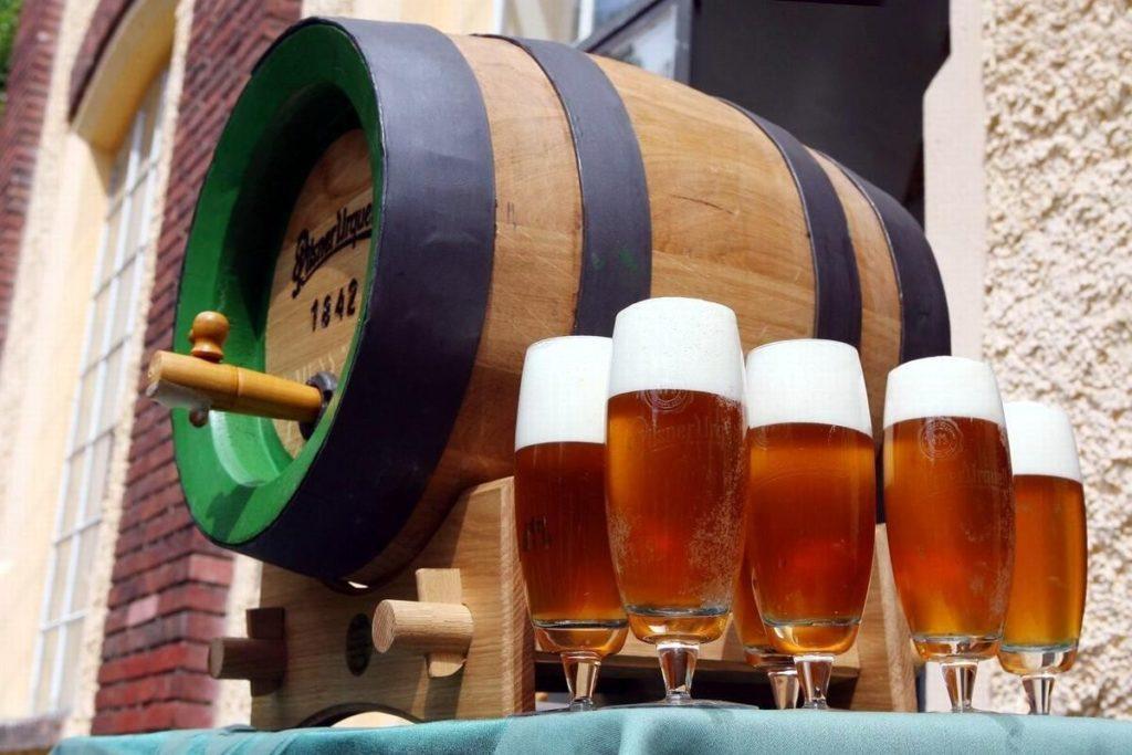 Пивоварни Праги: адреса и фото