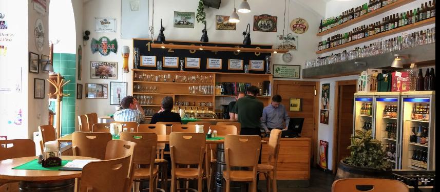 Пивоварня Pivovarský klub