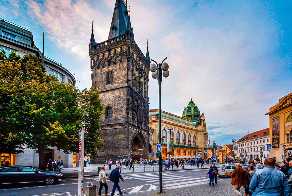 Что смотреть в Праге в мае