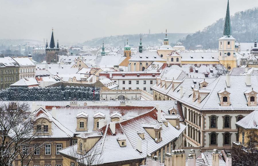 Что смотреть в Праге зимой