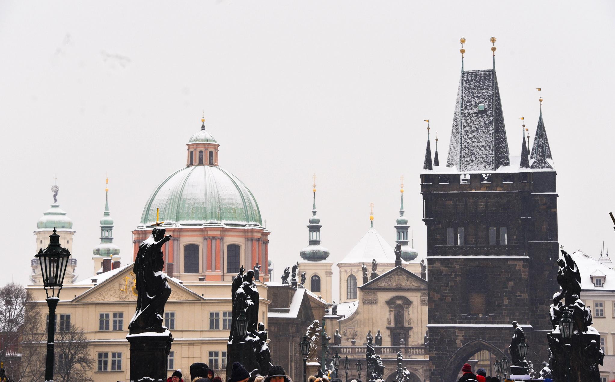 Что делать в Праге в феврале