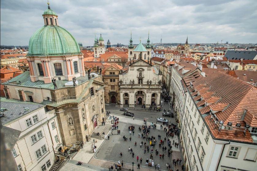 Что делать в Праге в марте