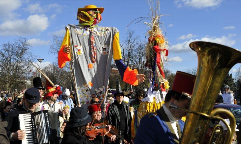Праздник Мясопуст в Праге
