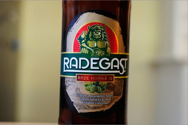 Пиво Radegast