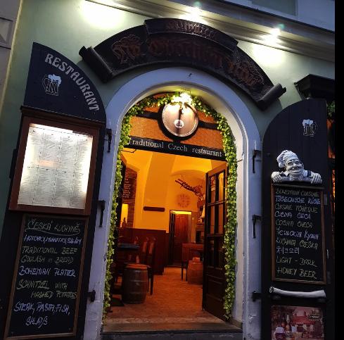 Naovocnemtrhu в Праге