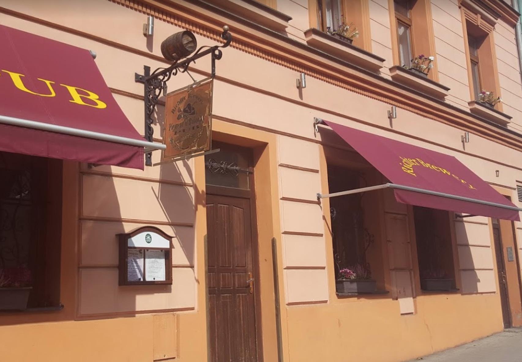 Пивоварня «У Буловки» (Pivovar u Bulovky)
