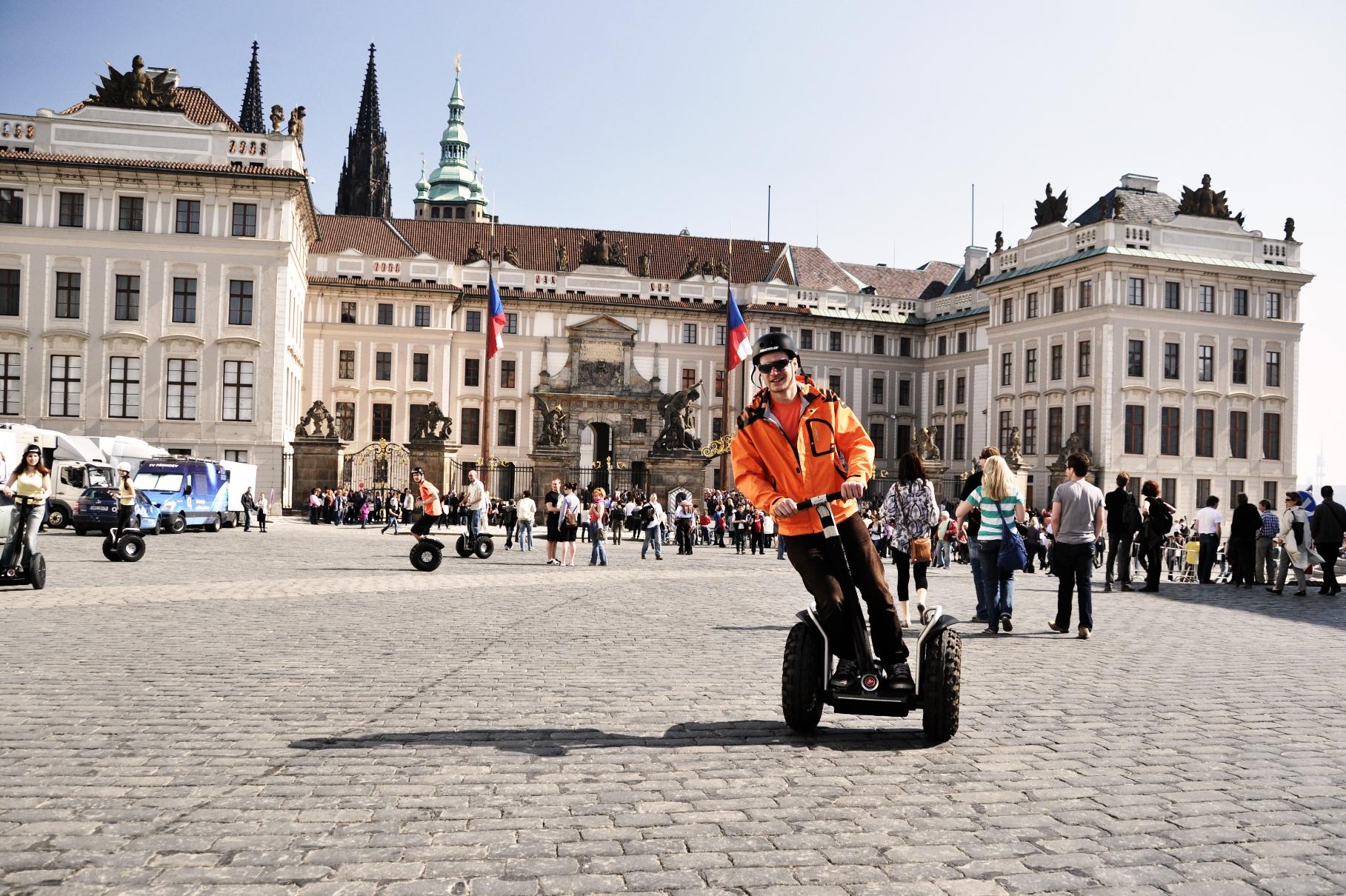 Необычные экскурсии в Праге