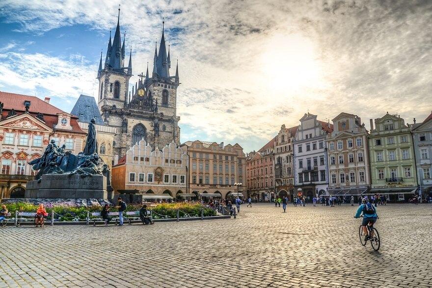 Популярные экскурсии в Праге на русском языке