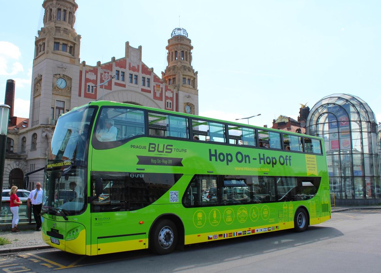 Экскурсия Hop on-Hop off по Праге