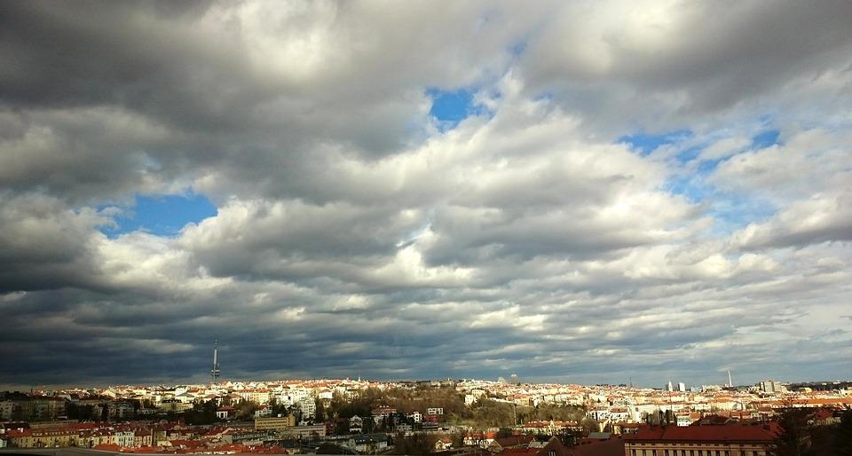 Климат в Праге