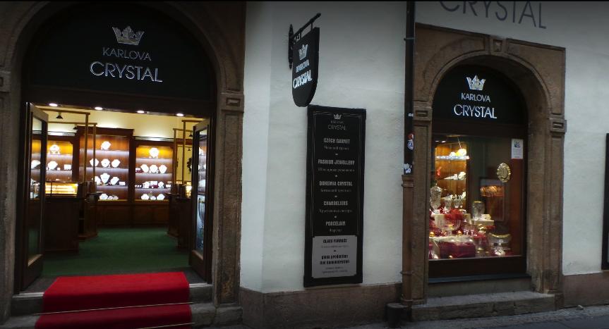 Магазин Karlova Crystal