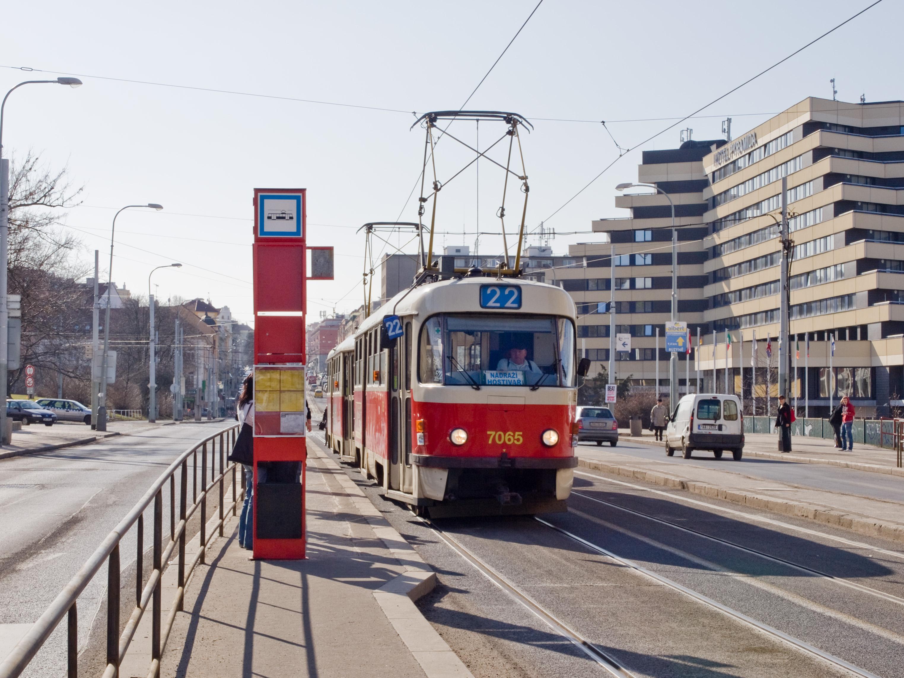 Как доехать в Пражский Град