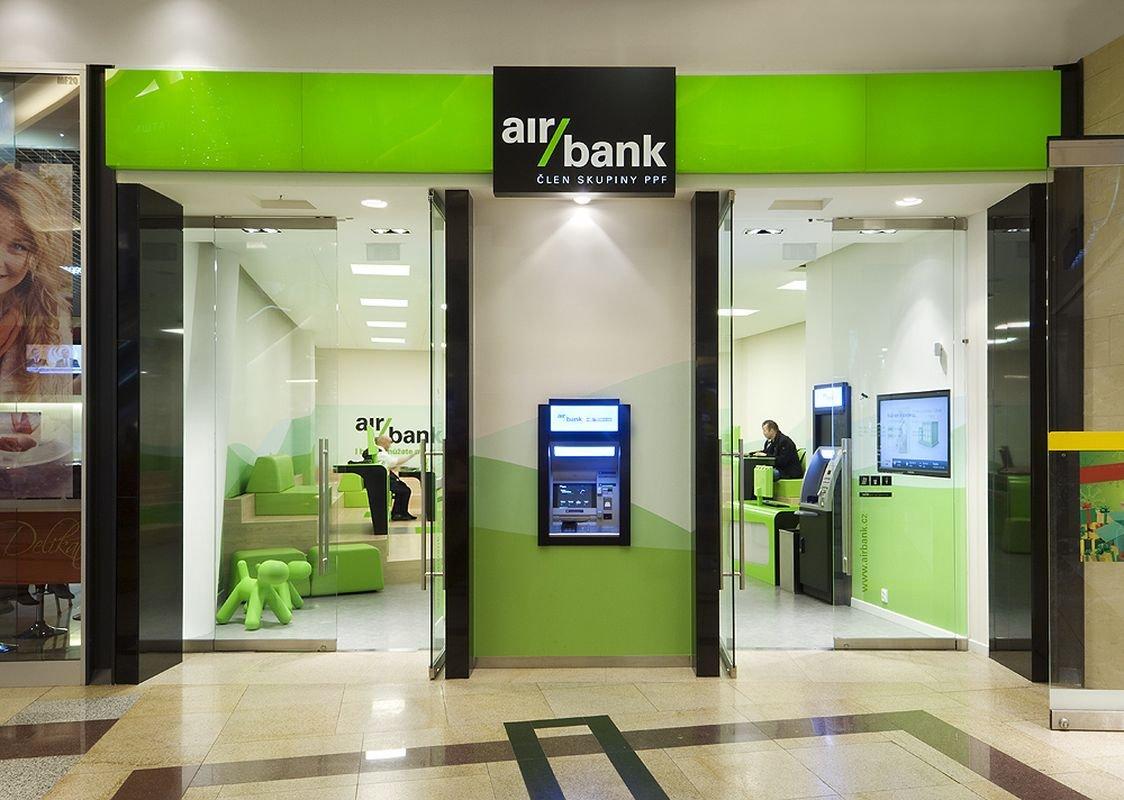 В каком банке менять деньги в Праге
