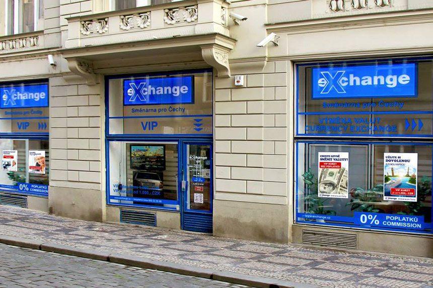 Где выгодно поменять деньги в Праге