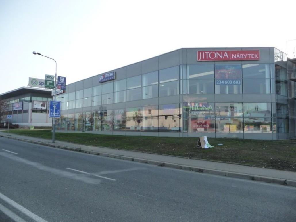 Торговый центр Obchodní centrum Průhonice – Čestlice (Пругонице)