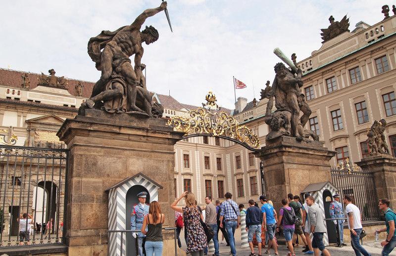 Что можно посмотреть в Пражском Граде