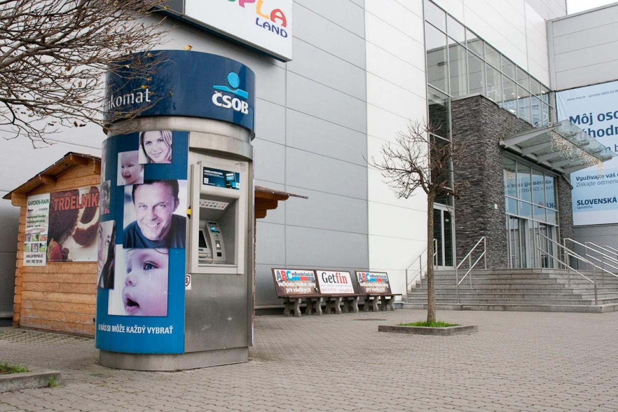 Как снять деньги в банкомате в Праге